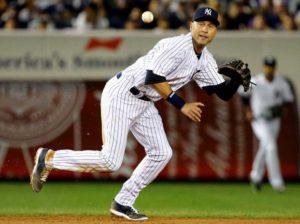 En la pelota | Jeter en 33 series de postemporada