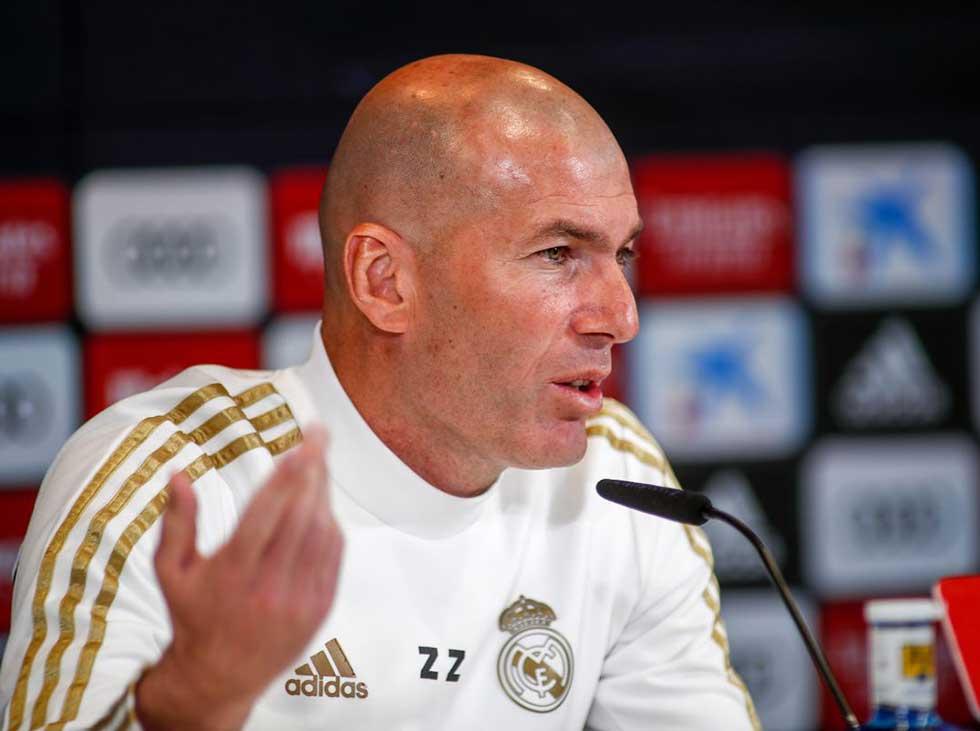 Real Madrid buscará defender su liderato ante el Athletic