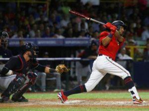 En la pelota | Ambiente contra el bateador designado