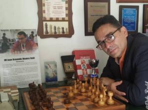Se engalana Ajedrez criollo con inicio de Liga Superior