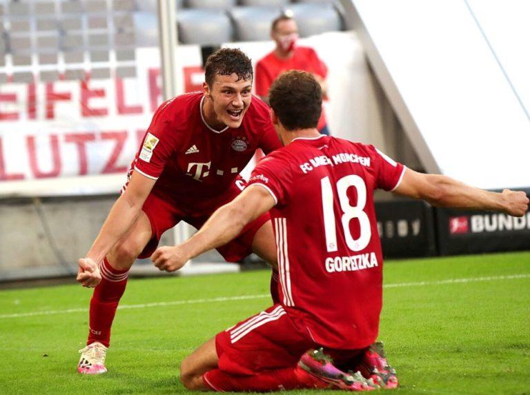 Bayern logra el doblete con triunfo ante el Leverkusen
