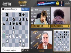 Sembrar Ajedrez: Carlsen consolida su liderazgo mundial