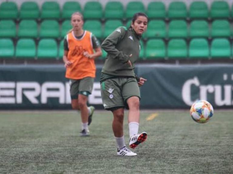 Maikerlin Astudillo no continuará en Cáceres