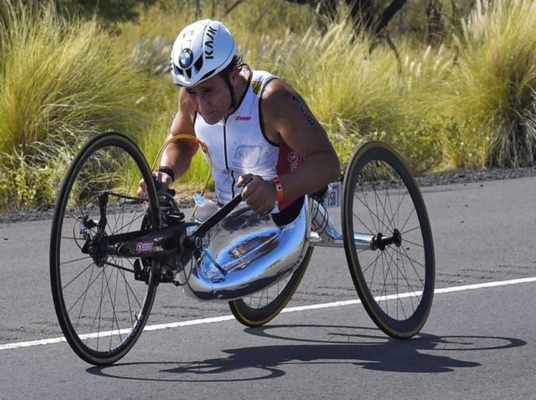 Muy grave campeón paralímpico Álex Sanardi