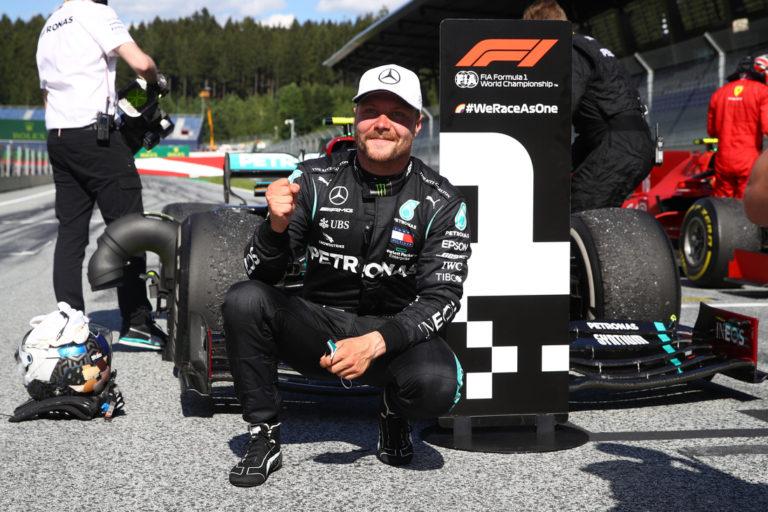 Valtteri Bottas abrió la temporada de Fórmula 1 con triunfo en Austria (+ tweets)