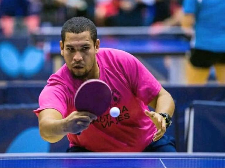 Denisos Martínez clasifica a los Juegos Paralímpicos de Tokio en 2021