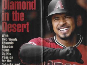 Escobar entre los grandes en la historia del beisbol