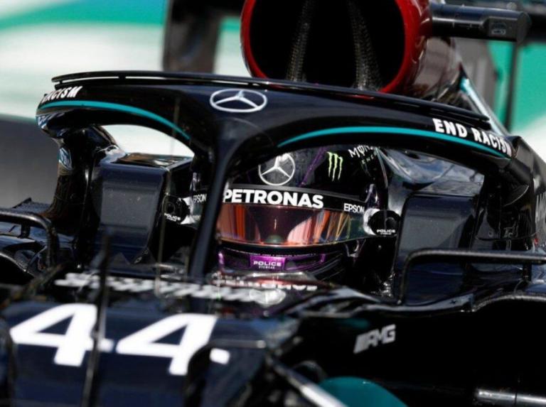 Hamilton: «Tomo el resultado como es; hay que aceptar la sanción»