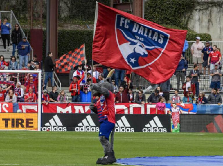 FC Dallas se retiró de torneo de MLS por contagio de COVID-19