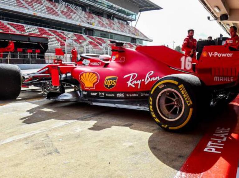 Ferrari presentará las actualizaciones de SF1000