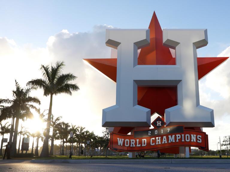 Astros de Houston suspendió nuevamente sus actividades