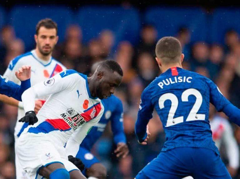 Chelsea liquidó a Crystal Palace en condición de visitante