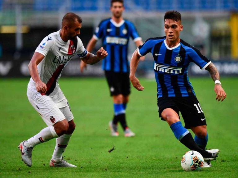 Veloso le arrebató la victoria al Inter