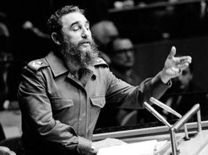 En la pelota | Cuando Buck Canel visitó a Fidel Castro