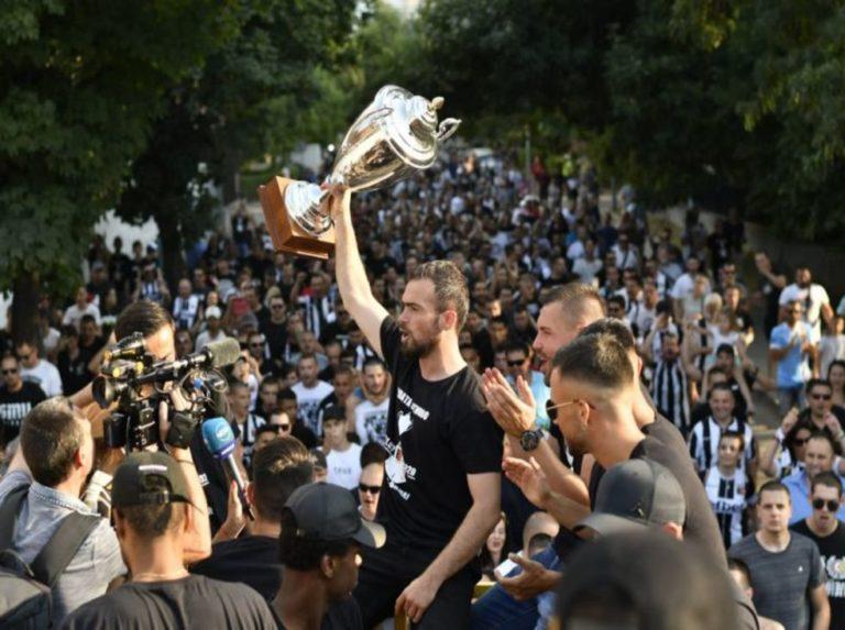 Decenas de contagios en Bulgaria luego de celebrar un resultado de fútbol (+ video)
