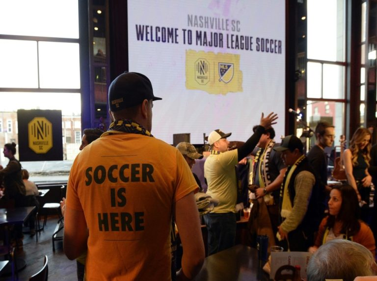 Brote de coronavirus retira a Nasville SC del torneo «MLS is back»