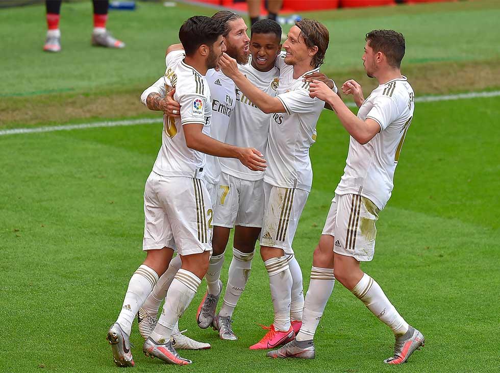 Real Madrid en riesgo por repentina plaga