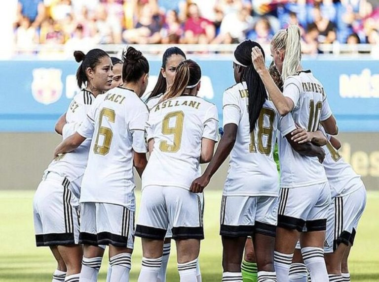 Oficial: Real Madrid ya tiene su equipo femenino