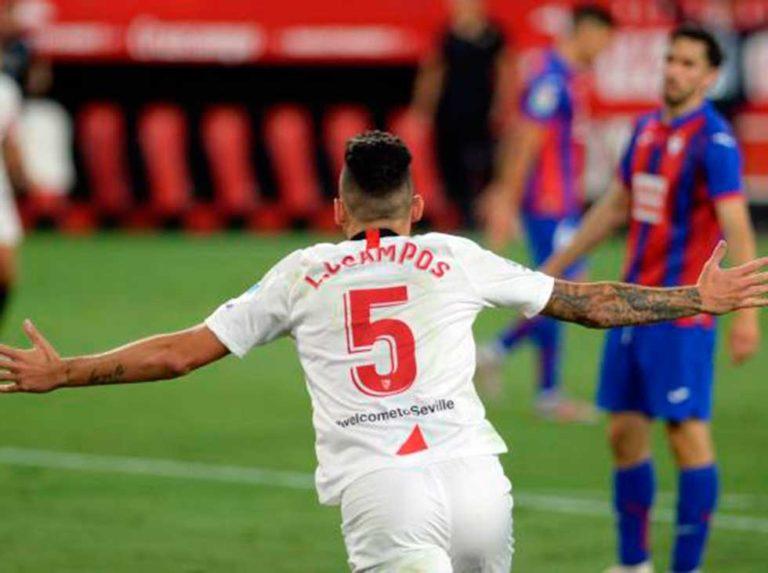 El Sevilla se afianza en el cuarto lugar