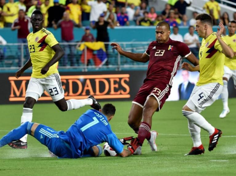 FIFA mantiene posibilidad de iniciar eliminatoria Suramericana en septiembre