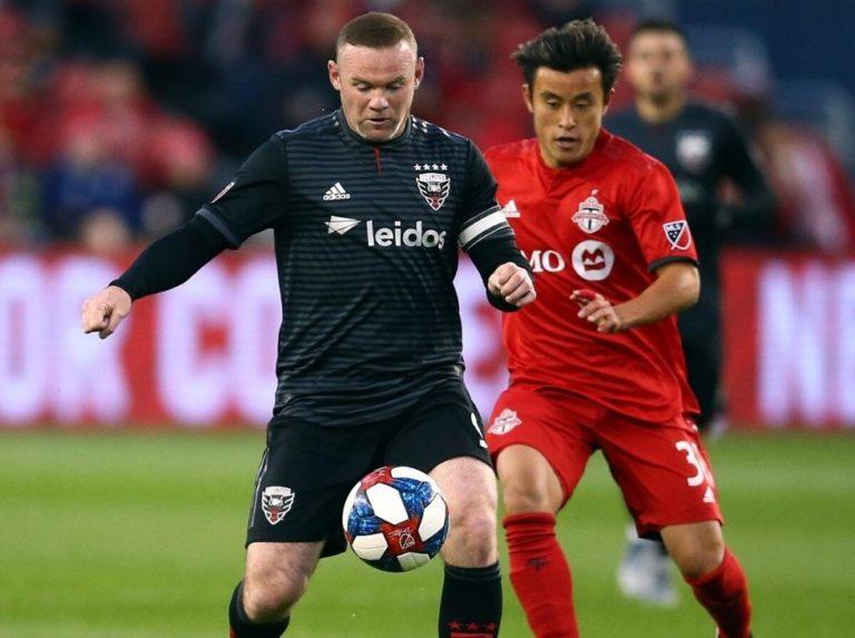 DC United-Toronto suspendido por el positivo en covid-19 de un jugador