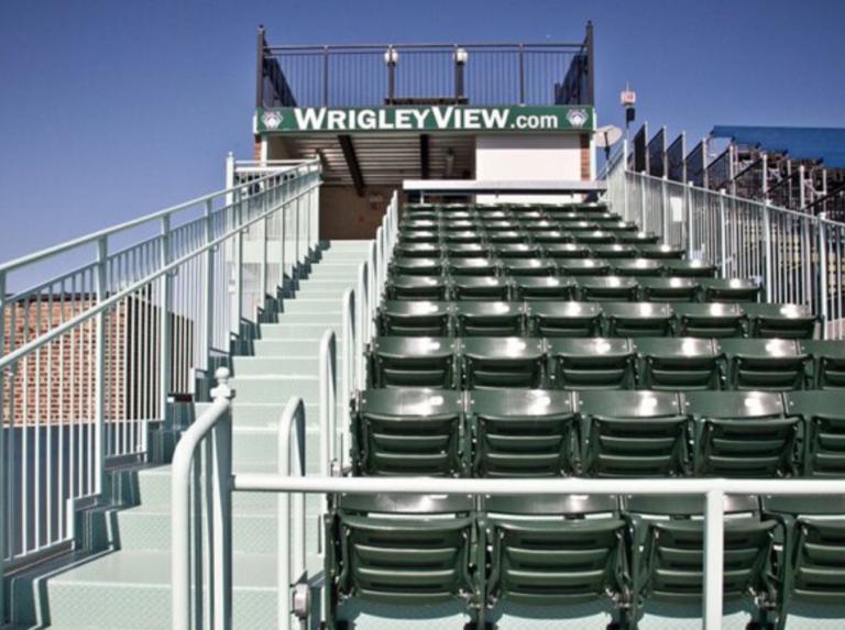 Cachorros de Chicago le pone precio a las entradas de la azotea del Wrigley Field