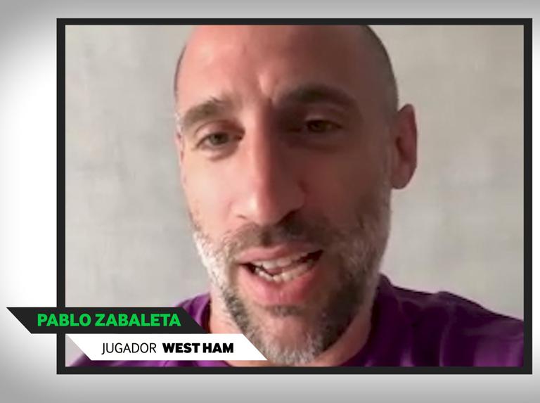 Zabaleta cumple el sueño del mayor fan mexicano del West Ham