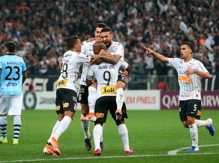 Corinthians reporta 19 contagios por covid-19