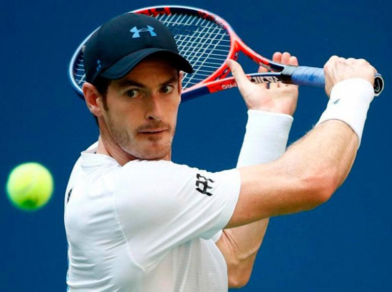 Murray arranca con victoria Rotterdam