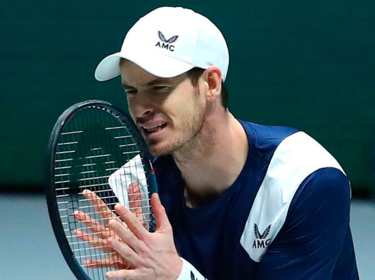 Andy Murray doesn't believe in the next generation