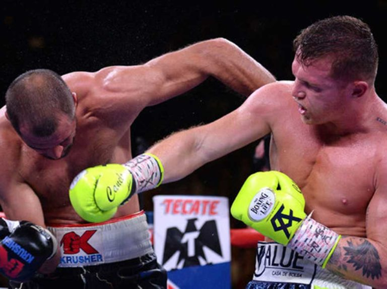 """""""Canelo"""" a different boxer"""
