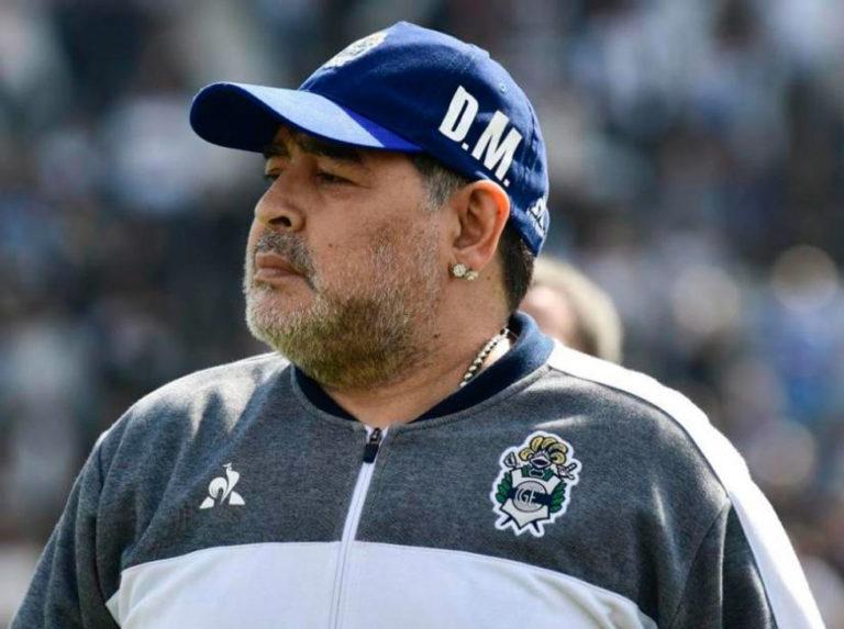 Justicia argentina confirma que los herederos de Maradona son sus hijos