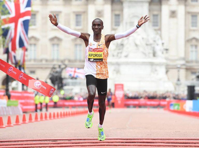 Kipchoge to return to action at the Hamburg marathon
