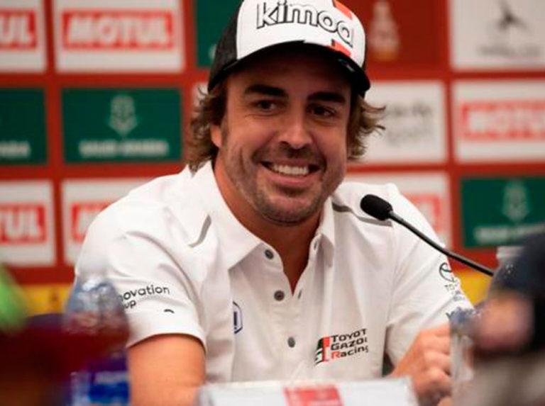"""Alonso está en su """"mejor forma de siempre"""" para regresar a la Fórmula 1"""