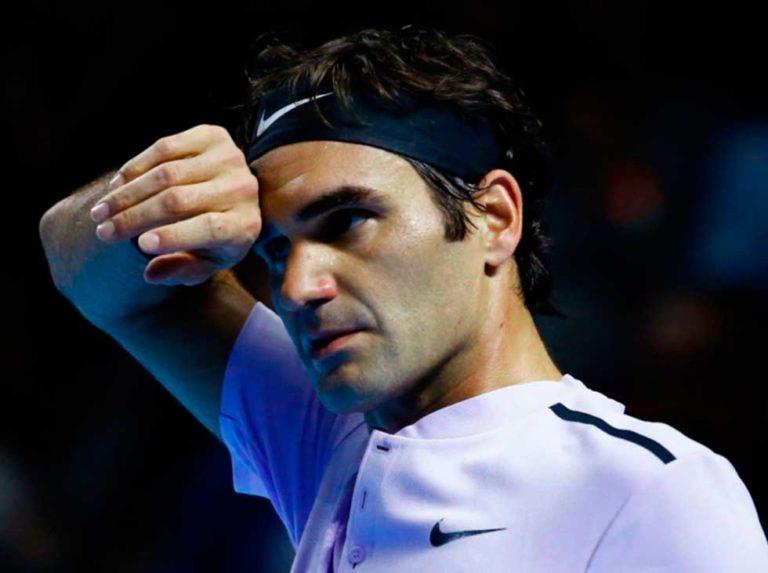 Federer se retira del Miami Open