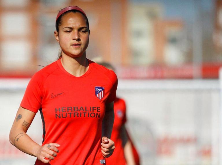 Deyna Castellanos brings five-star talent with Atlético