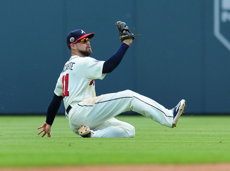 Ender Inciarte will fight Cristian Pache in center field