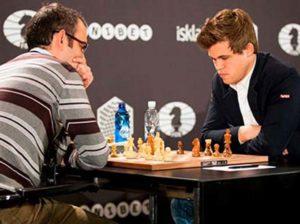 Sembrar Ajedrez | Nakamura y Carlsen sacan la clase