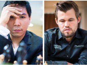 Carlsen y So imponen su clase en San Luis