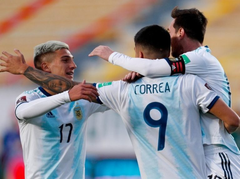 Argentina moves to host Uruguay in playoffs