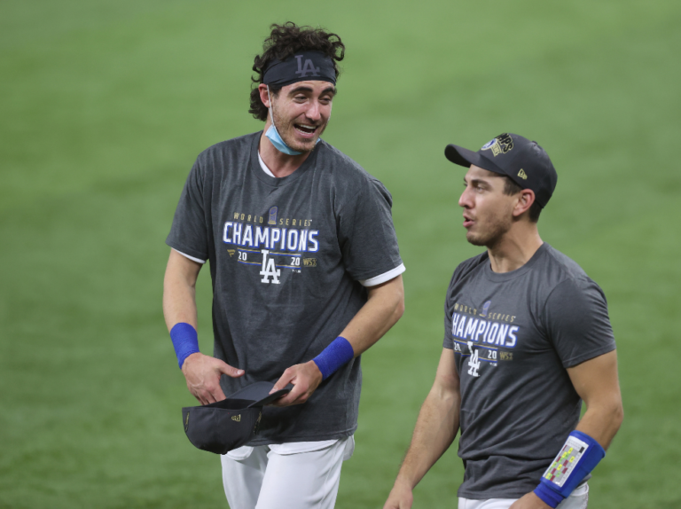 Cody Bellinger would be ready for the start of the season