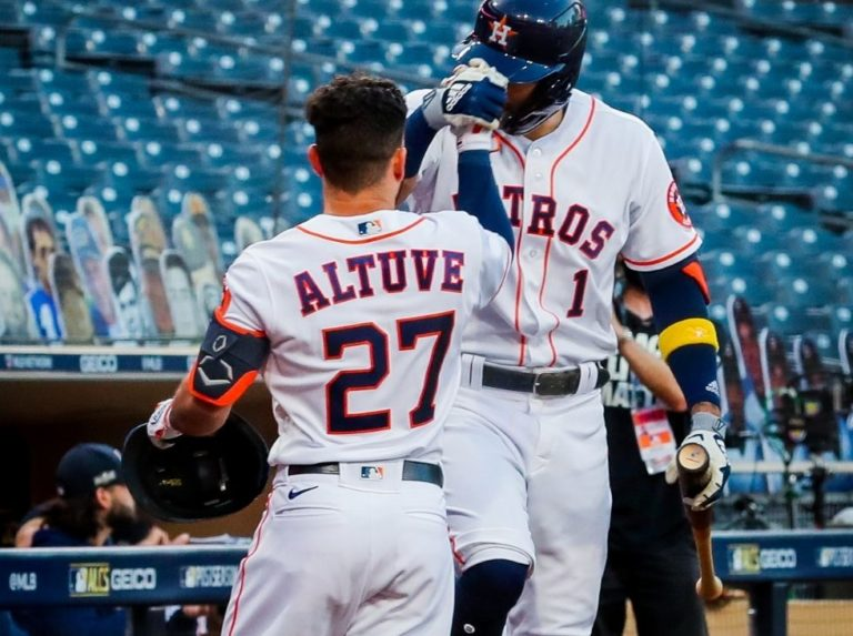 Altuve and Correa donated $ 50 to children in Houston