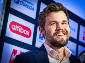 Sembrar Ajedrez |  Se rompe imbatibilidad de Carlsen