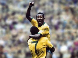 Camiseta 10 | ¿Brasil? ¡Pelé!