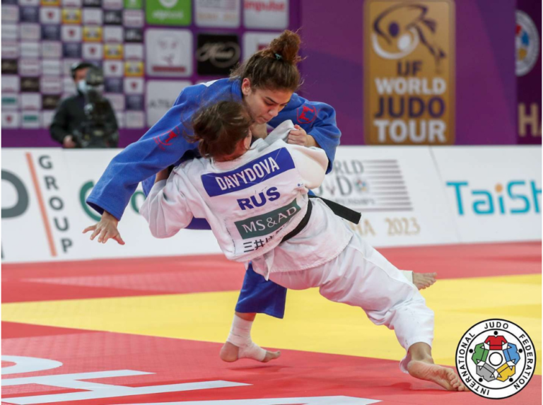 Anriquelis Barrios obtuvo quinto lugar en Máster de Doha