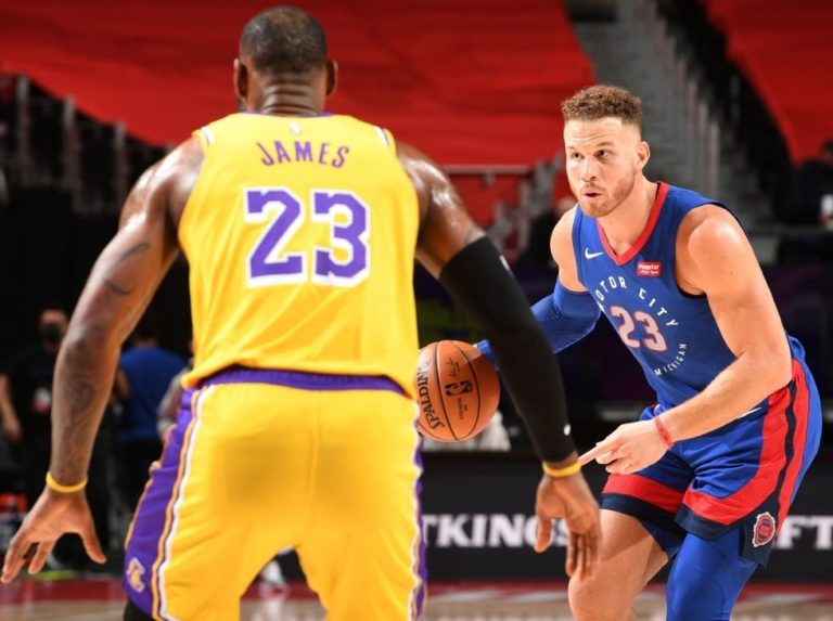 Blake Griffin se desvincula de Pistons