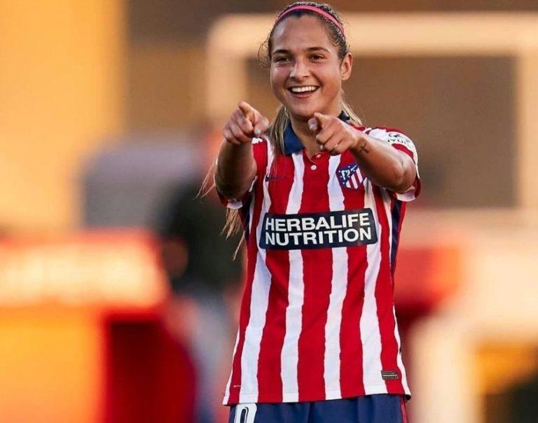 """Deyna Castellanos: """"Sé que tengo la capacidad de convertirme en una de las mejores del mundo"""""""