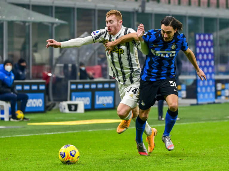 Inter defeats Juventus 2-0 and reinforces its title options