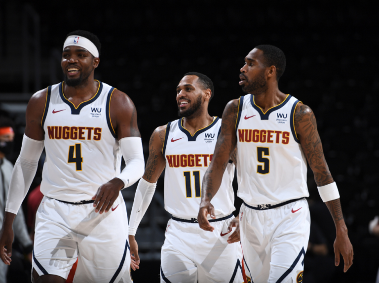 Nuggets mantienen su dominio ante los Thunder