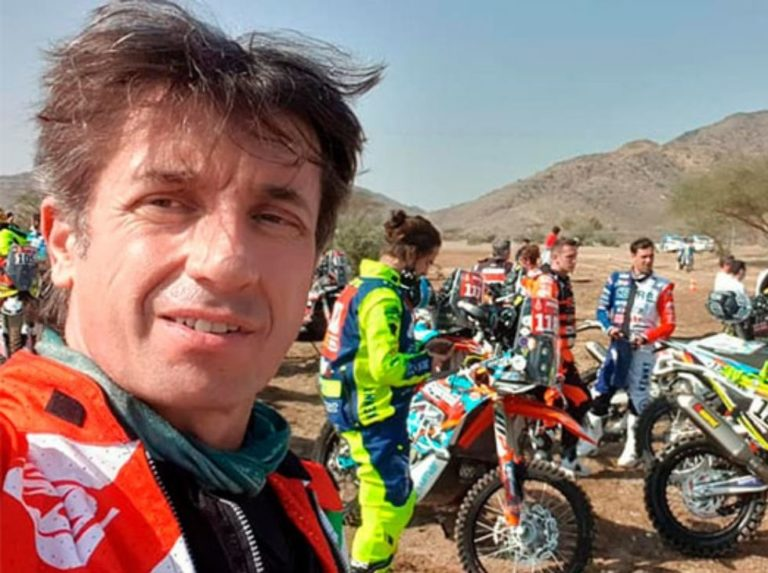 Cherpin last victim of the Dakar, which adds more than 70 deaths